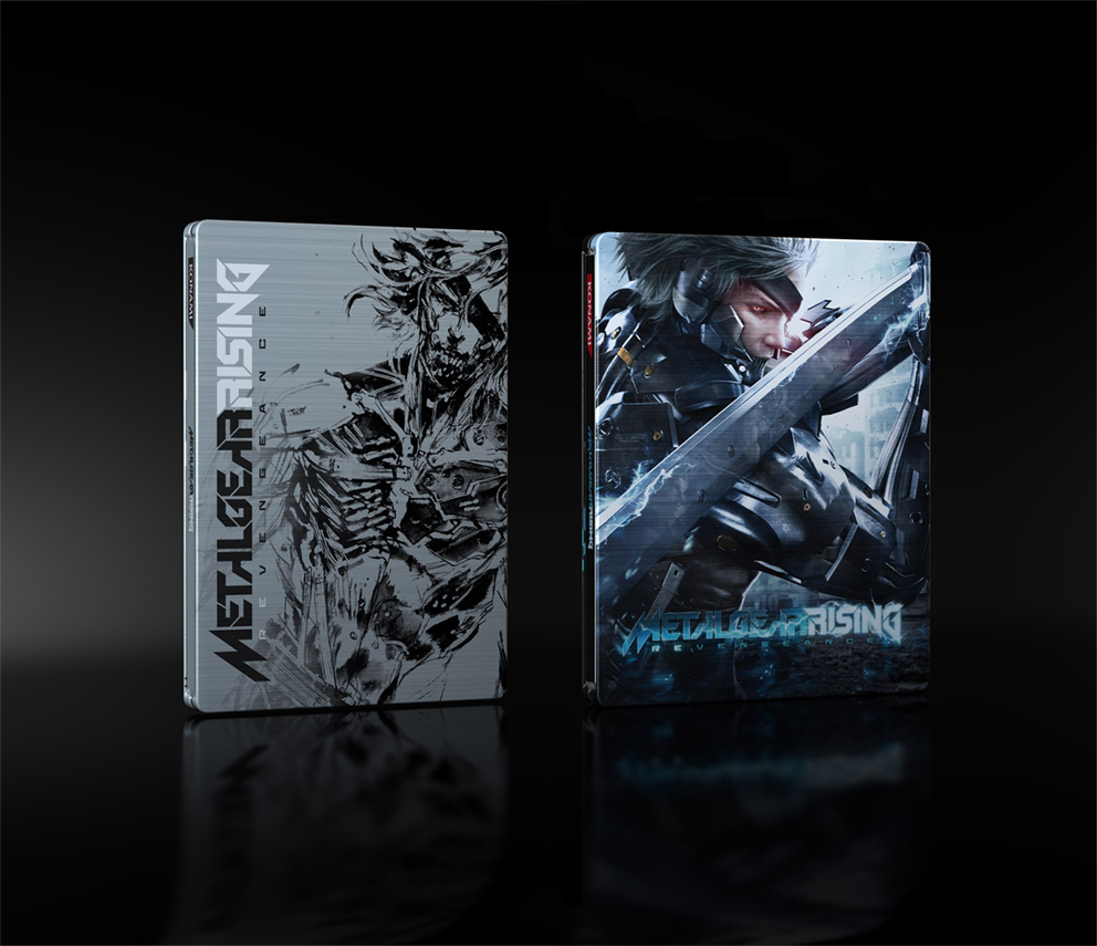 concours metal gear Rising LOW